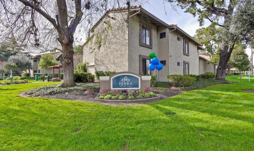 terralogocommunity at Terra Willow Glen in San Jose