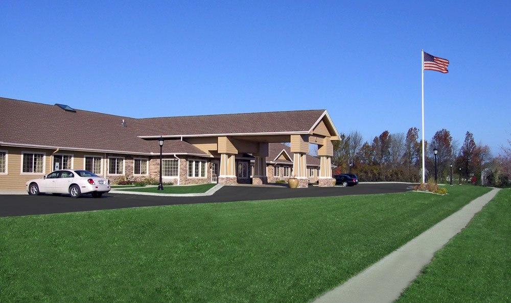 Amber Glen Alzheimer's Special Care Center Facility Exterior