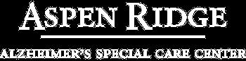 Aspen Ridge Alzheimer's Special Care Center