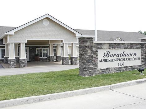 Barathaven Alzheimer's Special Care Center Front