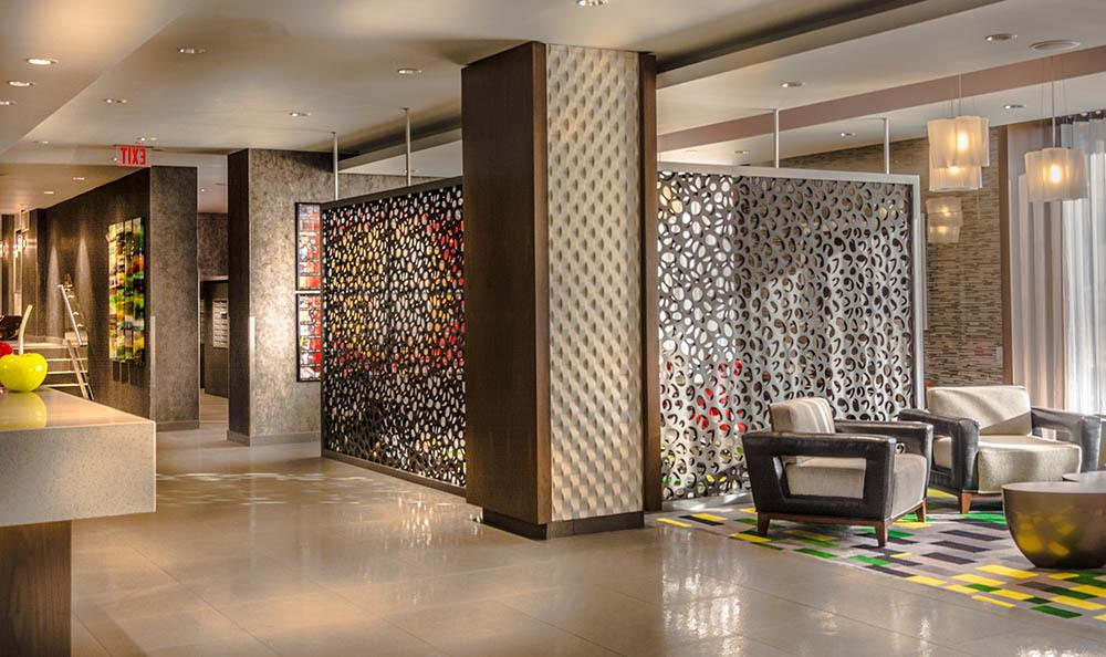 Arlington Apartments Fantastic Lobby