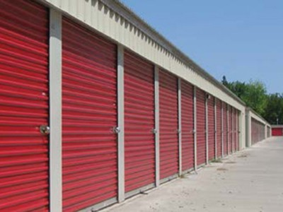 front office of storage facility in Chico