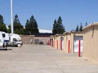 Self storage units for rent in Lodi
