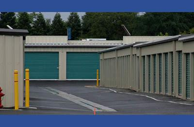 Storage facilities in Redding