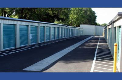 Self storage at Hartnell Mini Storage
