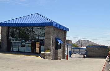 Photo links to our Armour El Paso II Armour Self Storage location.