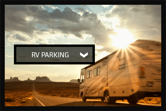 Rv Parking At The Self Storage Facility In Kelseyville