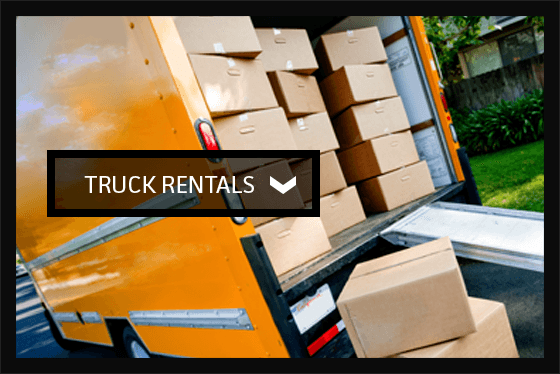 Truck Rentals At The Self Storage Facility In Kelseyville