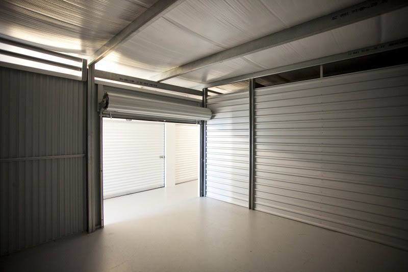 Clean storage units in GA
