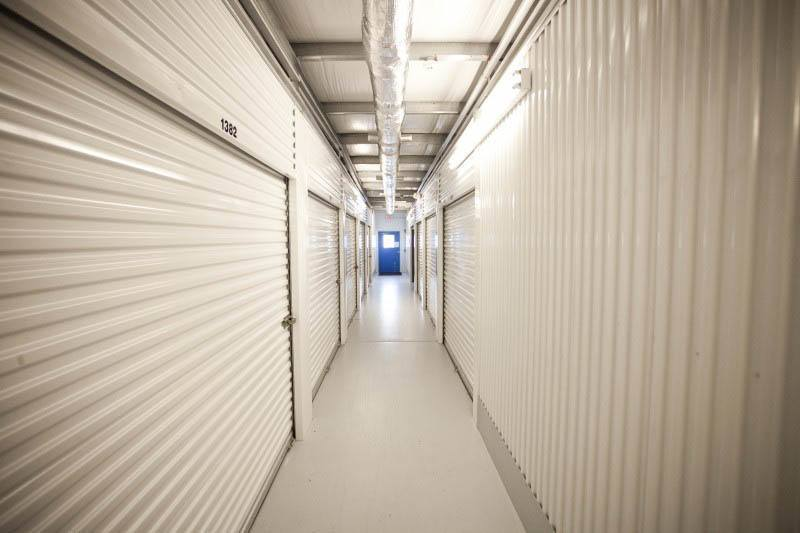 Our storage units are climate controlled