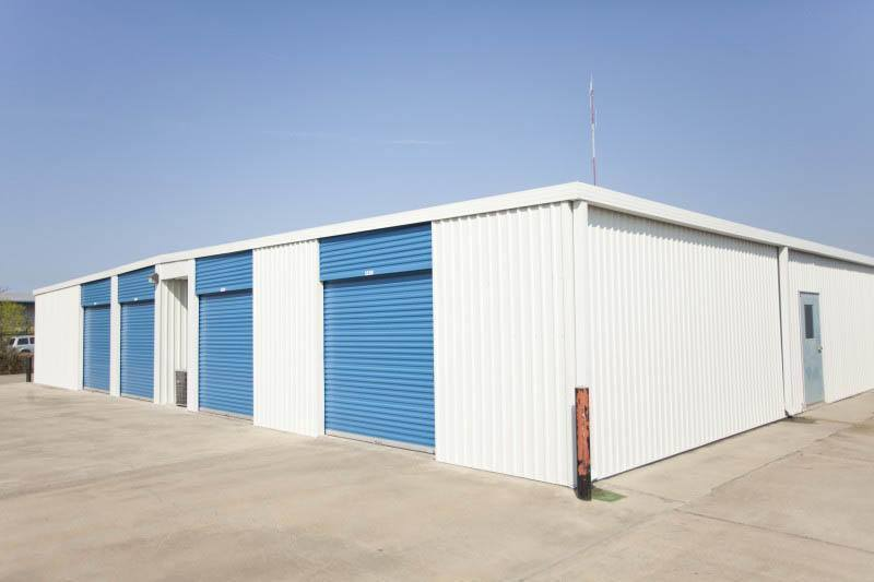 Coastal storage units in GA
