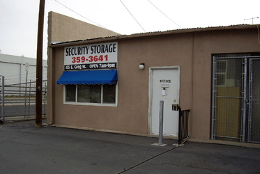 Self Storage Units Sparks Nv Security Storage
