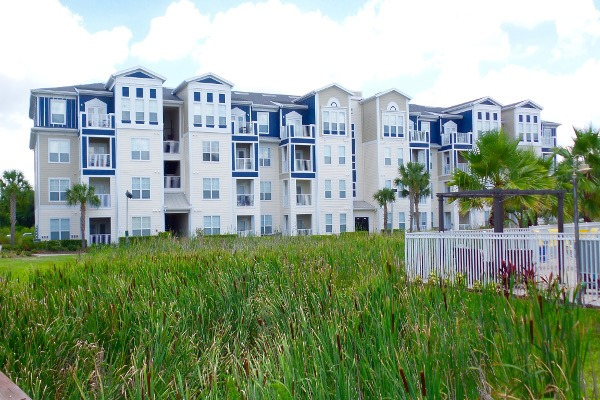 Beautiful exterior at The Enclave at Tranquility Lake in Riverview, FL