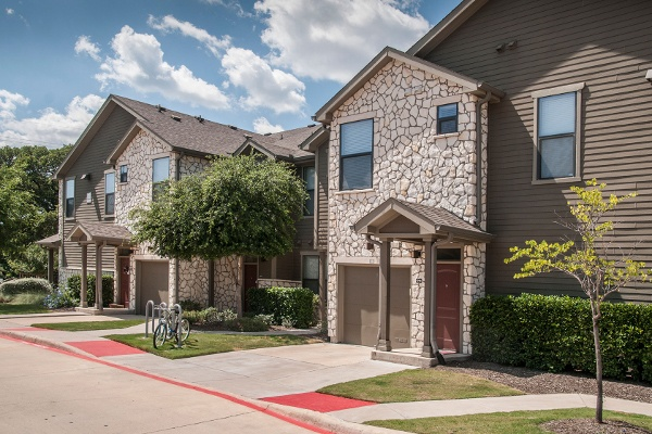 Very nice apartments for rent at The Cottages in Austin, TX