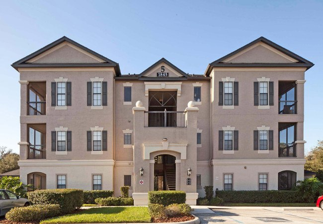 Exterior of Apartments for rent at Enclave at Wiregrass in Wesley Chapel, FL