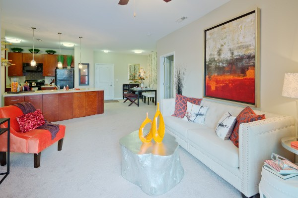 Beautiful apartments for rent at Manor Six Forks in Raleigh, NC