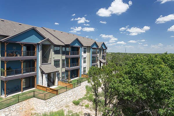 Exterior Of Our Austin Luxury Apartments