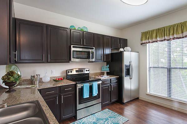 Luxury Kitchen At Our Austin Apartments