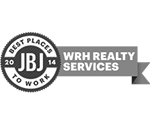 Best places to work in 2014 at WRH Realty Services, Inc