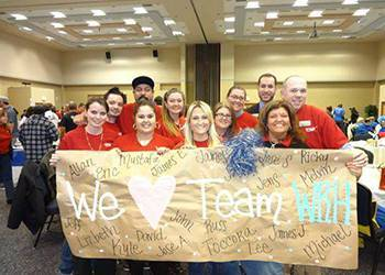 Celebrating WRH Realty Services, Inc Volunteering
