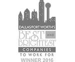 Dallas Fort-Worth Best and Brightest Companies to work for in 2016