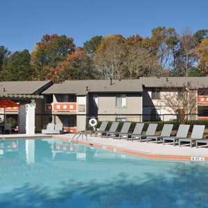 The Parc at Dunwoody Apartments