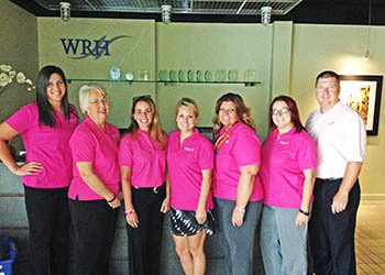 WRH Realty Services, Inc supports Breast Cancer Awareness Month