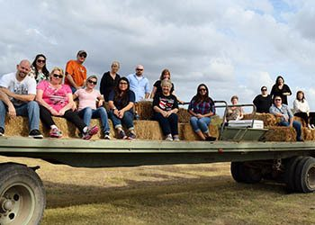 Hayride at WRH Realty Services, Inc