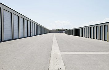 Nampa Self Storage Exterior Units