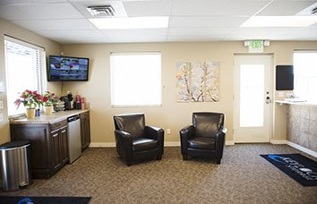 Coeur d'Alene Self Storage Inviting Office