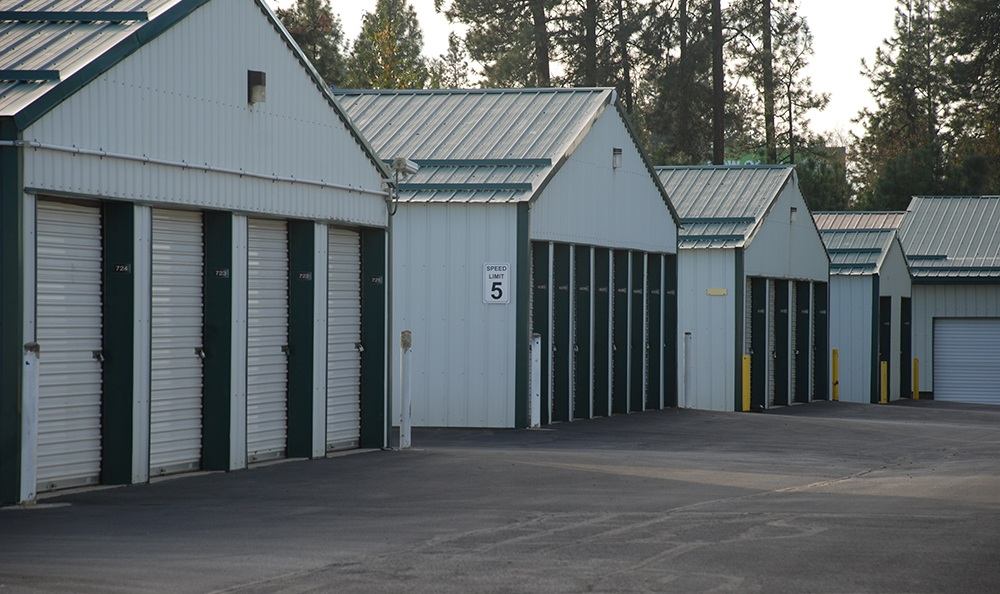 Advanced Security At Coeur d'Alene Self Storage