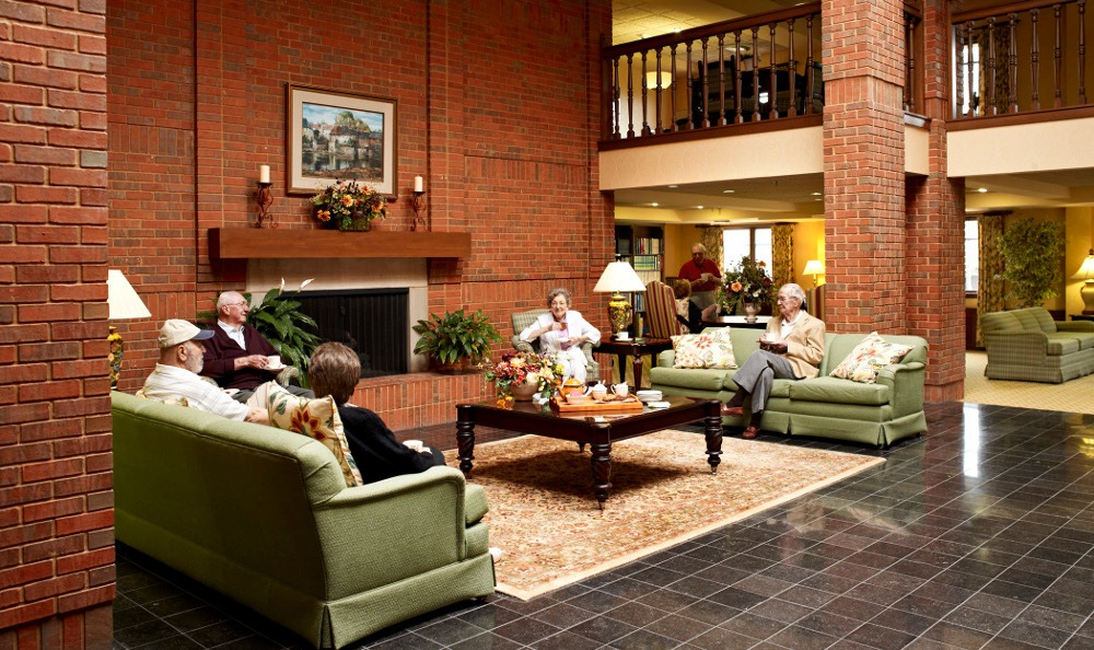 Friends At Senior Living In Roseville MI
