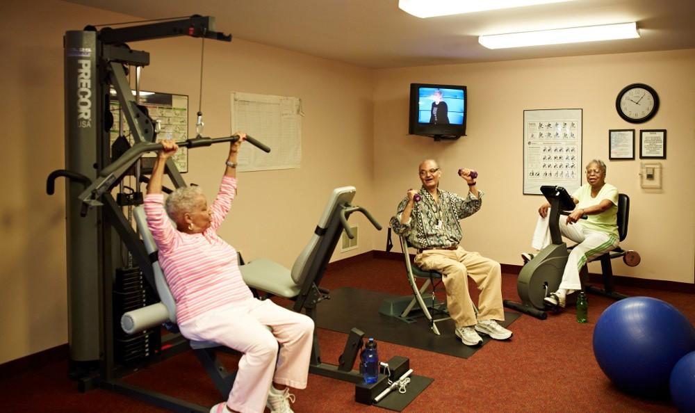 Activities At Senior Living in Southfield, MI