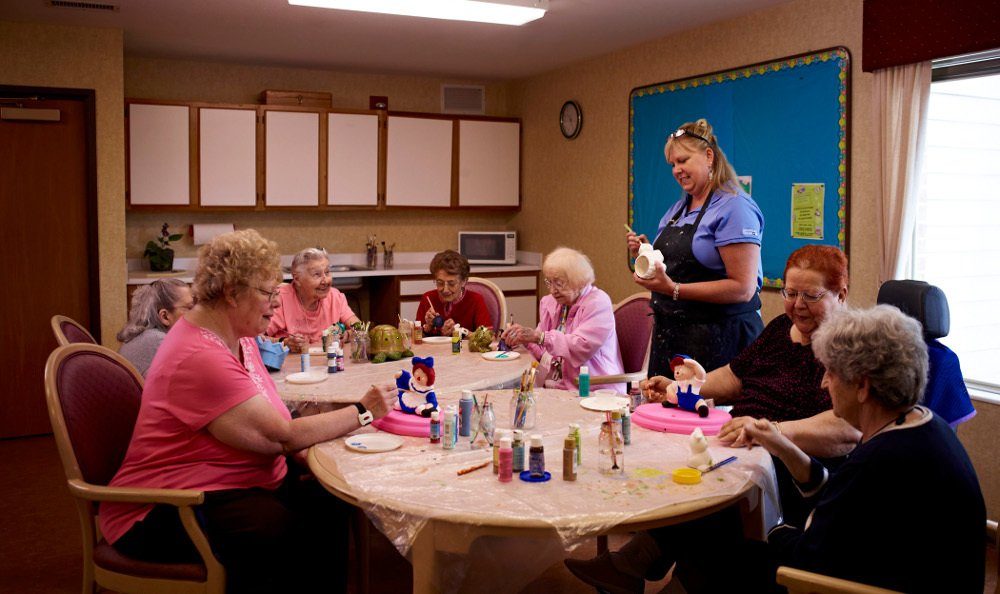 Activities At Senior Living In Taylor, MI