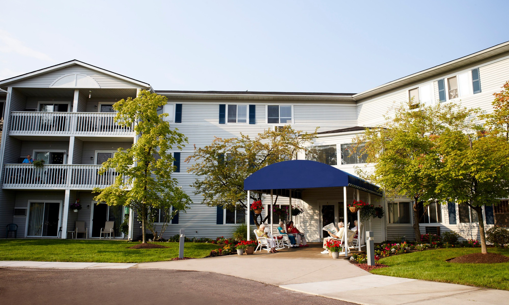 Independent living communities in sterling heights for Sterling house