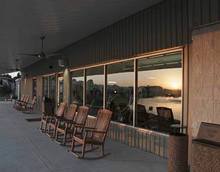 Sunset at Eastlake RV Resort