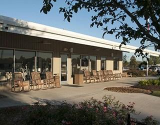 Rv Resort Office Area at Southlake RV Resort