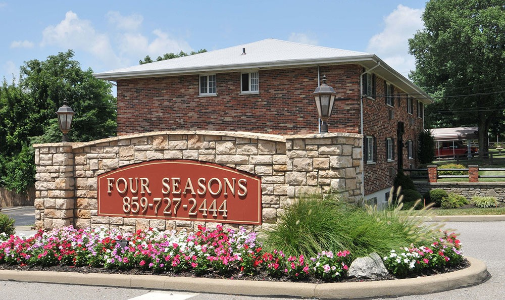 Four Seasons Apartments Leasing Office in Erlanger, KY