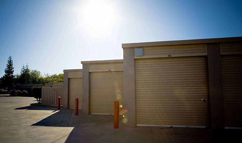 Self storage units at Rock Creek Self Storage
