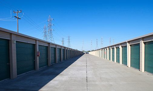 RV Parking And Storage At Folsom Self Storage