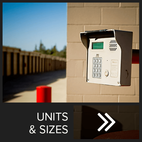 Marvelous Unit Sizes And Prices At Folsom Self Storage