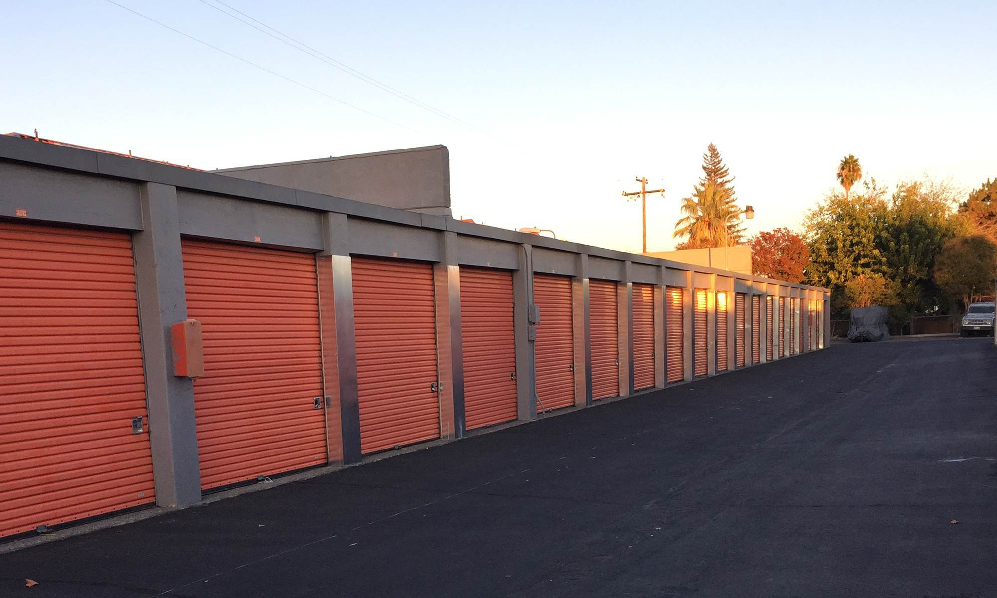 Self Storage Units Colonial Heights Sacramento Ca