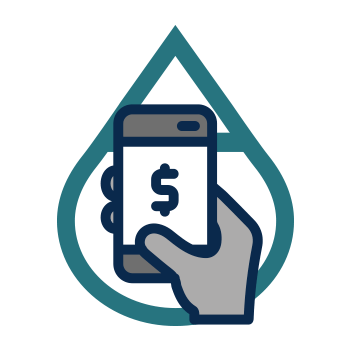 Pay online at TAVA Waters