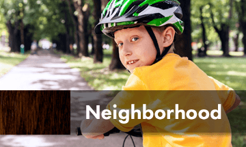 View our wonderful neighborhood for the apartments for rent in San Antonio