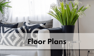 View our spacious floor plans at the apartments for rent in Fort Worth