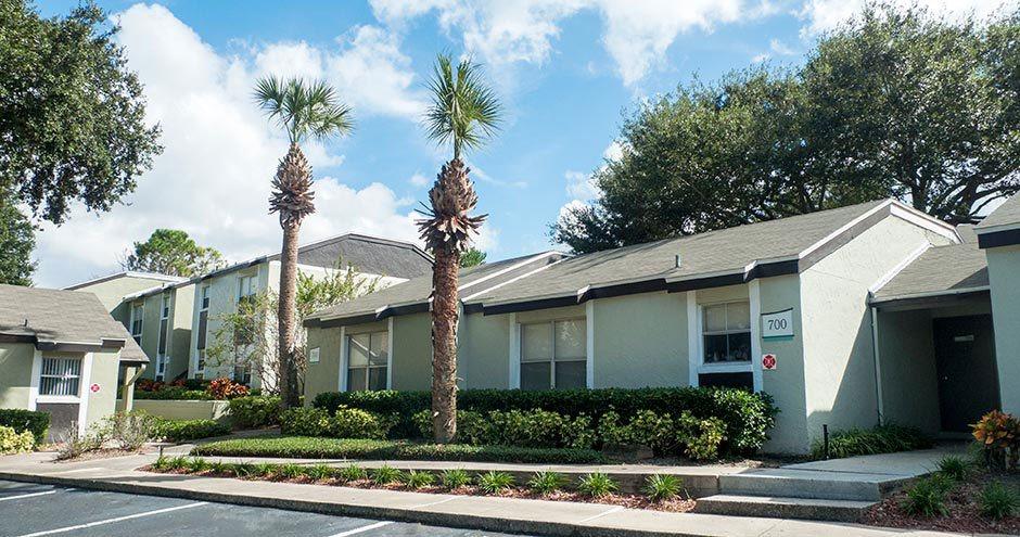 Apartments building at Promenade at Uptown in Altamonte Springs, FL