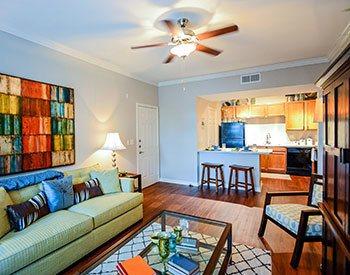 Luxury 1 & 2 Bedroom Apartments in Baton Rouge, LA