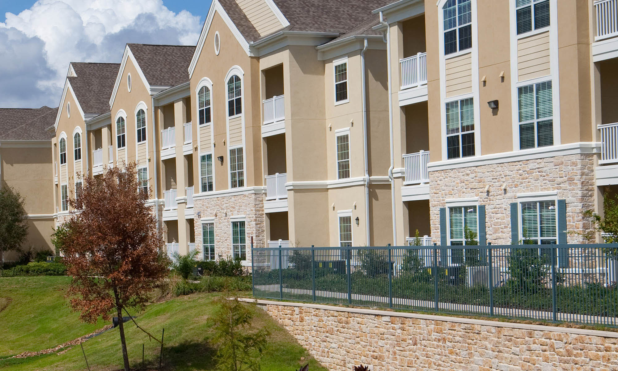 Katy tx senior apartments for rent grand parkway One bedroom apartment in katy tx