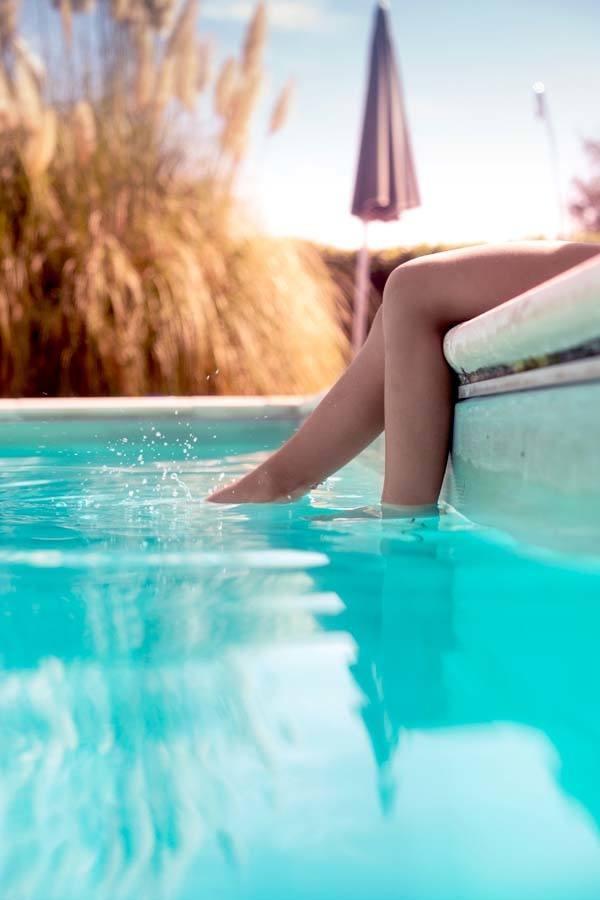 Spacious Pool at The Breakers Resort in Denver