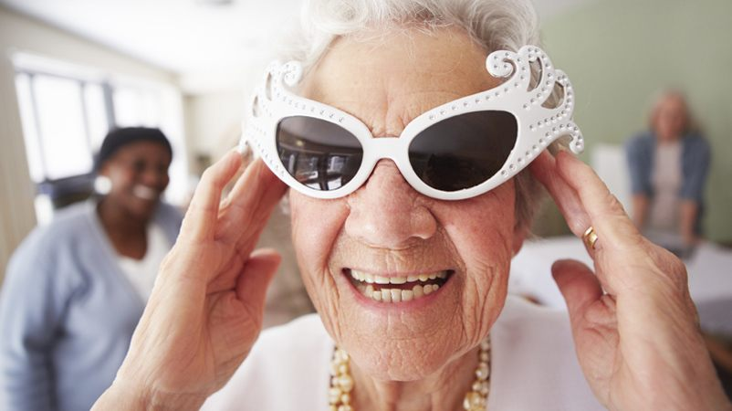 Show off your style at Fox Hollow Independent and Assisted Living in Bend, OR